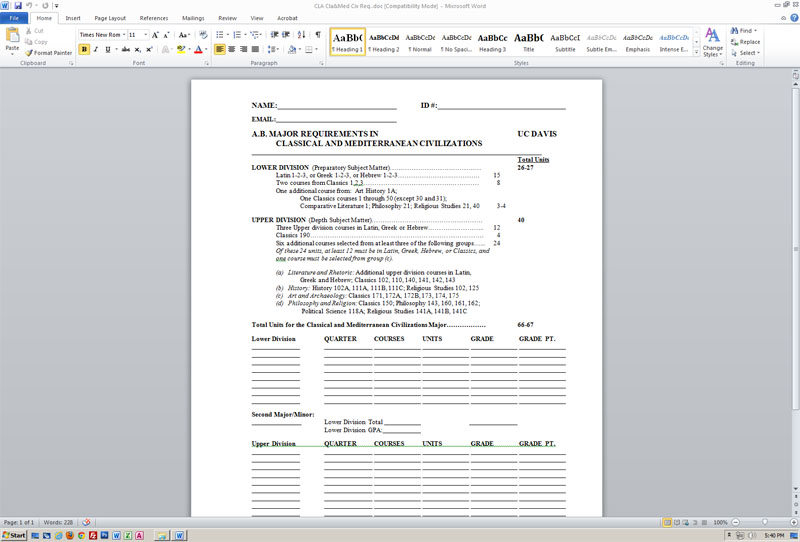 create a fillable pdf form from a word document | languages and